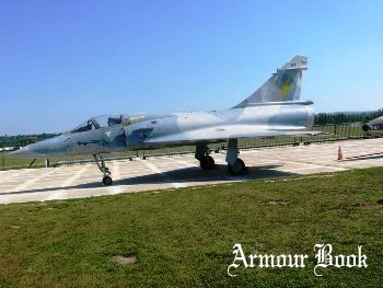 Dassault Mirage 2000 [Walk Around]