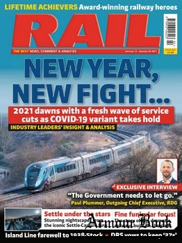 Rail - Issue 922, 2021