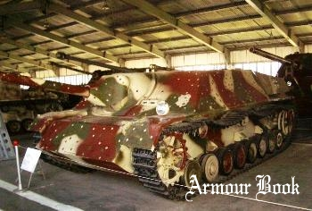 Jagdpanzer Panzer IV 70V Skdfz162-1 [Walk Around]