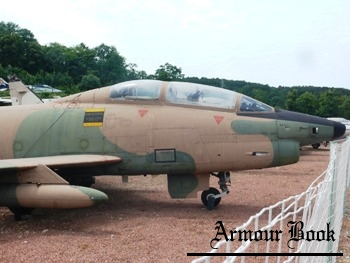 Aeritalia Fiat G 91T3 [Walk Around]