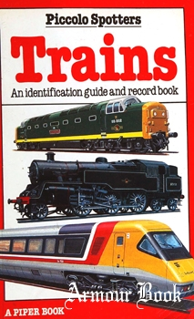 Trains: An Identification Guide and Record Book [Pan Books]