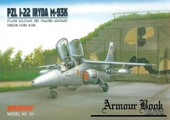 PZL I-22 Iryda M-93K [Angraf Model 121]