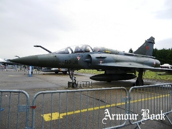 Dassault Mirage 2000 D [Walk Around]