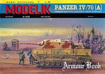 Panzer IV/70 (A) [Modelik 2009-18]