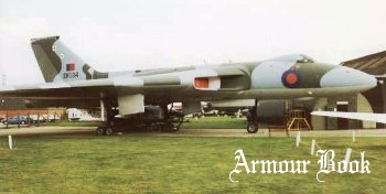 Avro Vulcan [Walk Around]