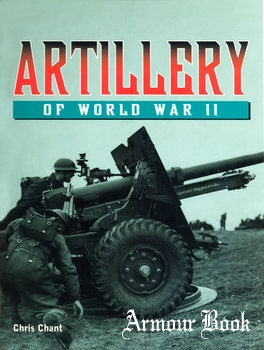 Artillery of World War II [Grange Books]