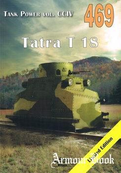 Tatra T 18 [Wydawnictwo Militaria 469]