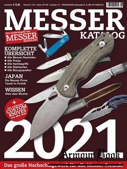 Messer Magazin Katalog 2021