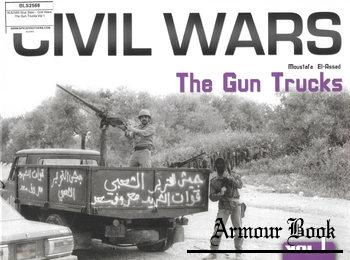 Civil Wars: The Gun Trucks Vol.1 [Blue Steel]
