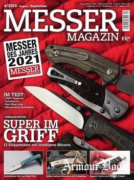 Messer Magazin 4/2020