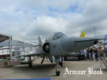 Dassault Mirage III BS [Walk Around]
