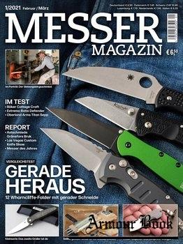 Messer Magazin 1/2021