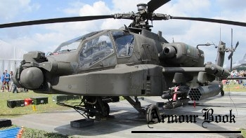 Boeing AH-64D Apache [Walk Around]