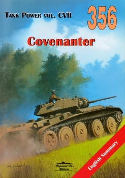 Covenanter [Wydawnictwo Militaria 356]