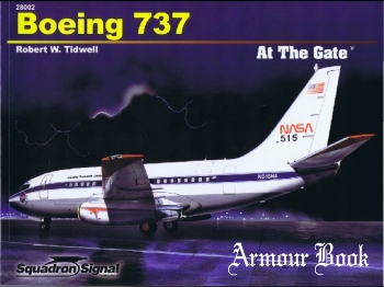Boeing 737 At The Gate [Squadron Signal 28002]