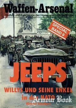 Jeeps: Willys und seine Enkel in der NATO [Waffen-Arsenal Special Band 9]