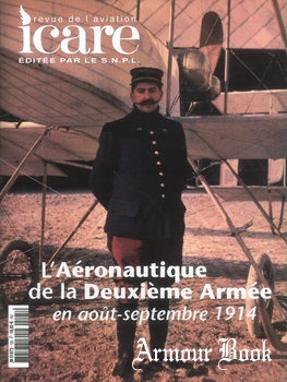 'Aeronautique de la Deuxieme Armee en Aout-Septembre 1914 [Icare №195]