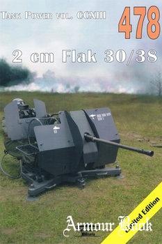 2 cm Flak 30/38 [Wydawnictwo Militaria 478]