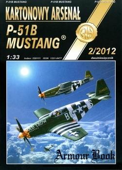 P-51B Mustang [Halinski KA 2012-02]
