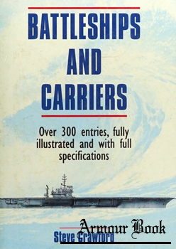 Battleships and Carriers: Over 300 Entries, Fully Illustrated and With Full Specifications [Dempsey-Parr]