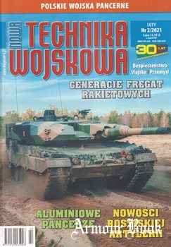 Nowa Technika Wojskowa 2021-02 (356)