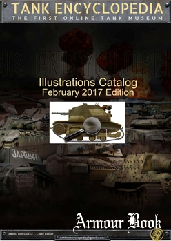 Tank Encyclopedia Illustrations Catalog 2017