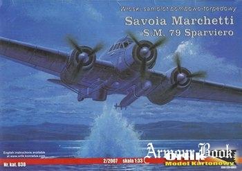 Sm-79a Sparviero [Orlik 038]