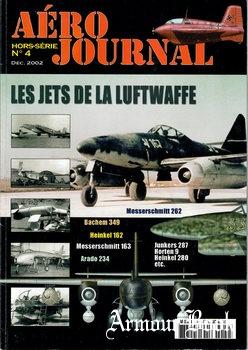Les Jets de la Luftwaffe [Aero Journal Hors-Serie №4]