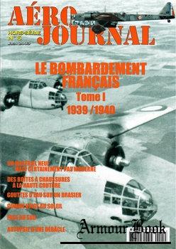 Le Bombardement Francais Tome I: 1939/1940 [Aero Journal Hors-Serie №5]