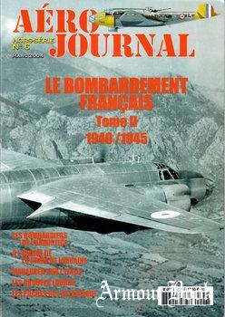 Le Bombardement Francais Tome II: 1940/1945 [Aero Journal Hors-Serie №6]