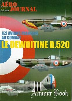Les Avions Francais au Combat: Le Dewoitine D.520 [Aero Journal Hors-Serie №8]