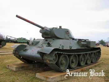 T-34-76 1941 [Walk Around]