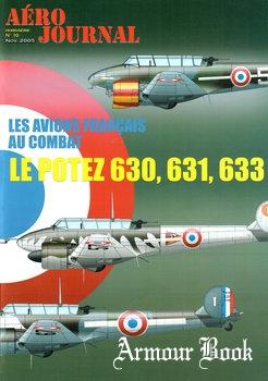 Les Avions Francais au Combat: Le Potez 630, 631, 633 [Aero Journal Hors-Serie №10]