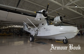 Consolidated PBY-5A Canso 'Mary K' 9754 [Walk Around]