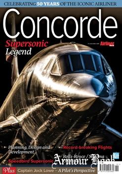 Concorde: Supersonic Legend [Key Publishing]