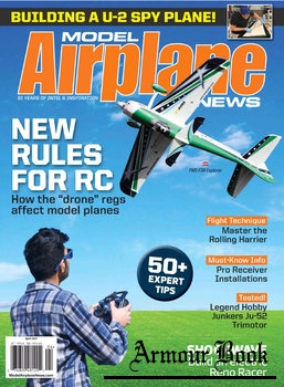 Model Airplane News 2021-04