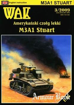 M3A1 Stuart [WAK 2009-03]