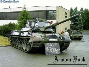 Leopard 1A4 Schulpanzer [Walk Around]