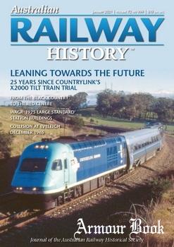 Australian Model Railway 2021-01
