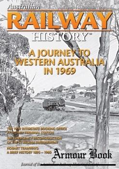 Australian Railway History 2020-11