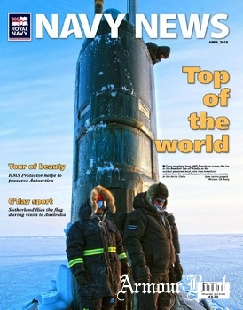 Navy News 2018-04