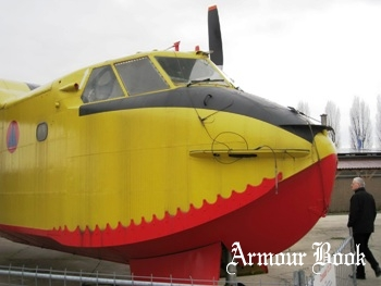 Canadair CL-215 [Walk Around]