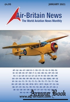 Air-Britain News 2021-01