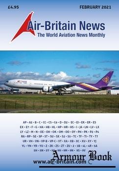Air-Britain News 2021-02