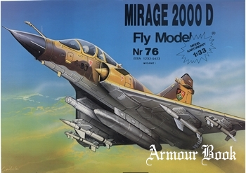 Mirage 2000 D [Fly Model 076]