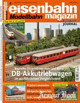 Eisenbahn Magazin 2021-04