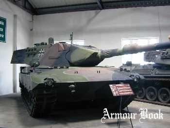 Leopard 2 Prototype PT [Walk Around]