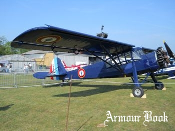 Morane-Saulnier MS.502 [Walk Around]