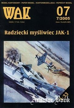 Jak-1 [WAK 2005-07]