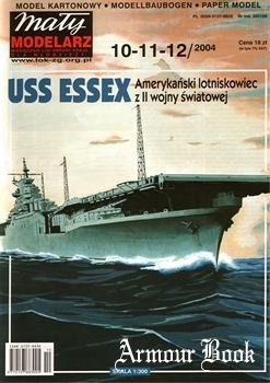 USS Essex [Maly Modelarz 2004-10/11/12]